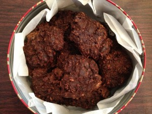 coconut chocolate cookies gluten free